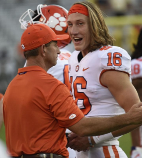 trevor lawrence   no drama leadership